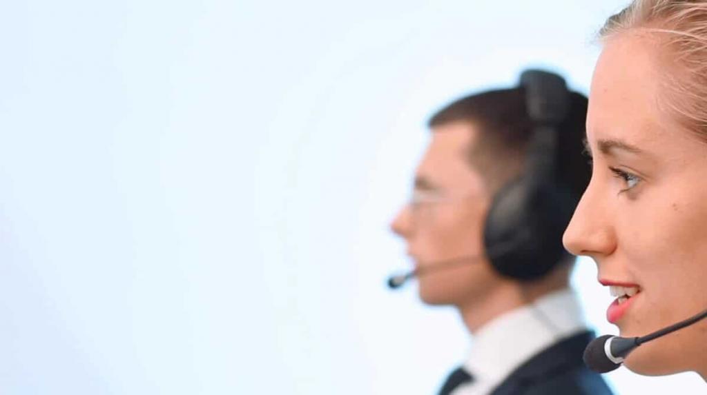 Telefonservice für Unternehmen